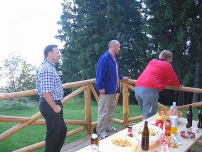 Sommerfest der Stamser Musig